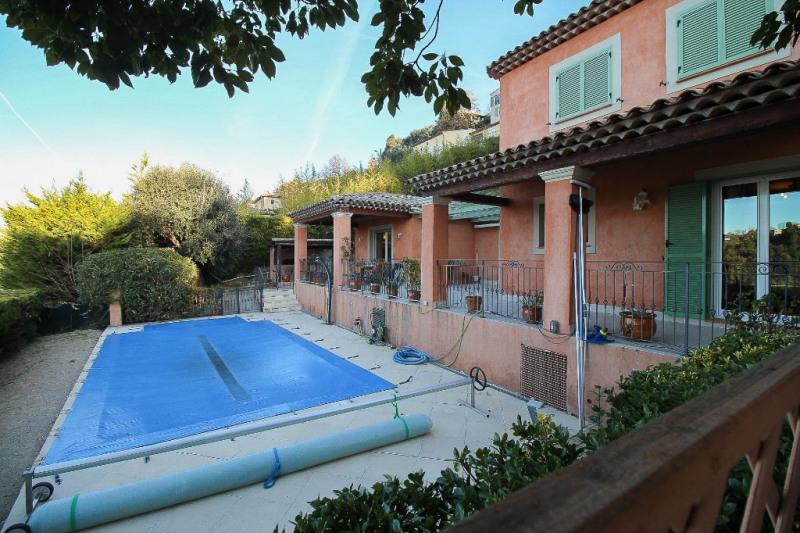 Deluxe sale house / villa Aspremont 810000€ - Picture 1