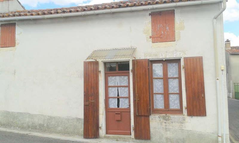 Vente maison / villa Villejesus 66 000€ - Photo 1