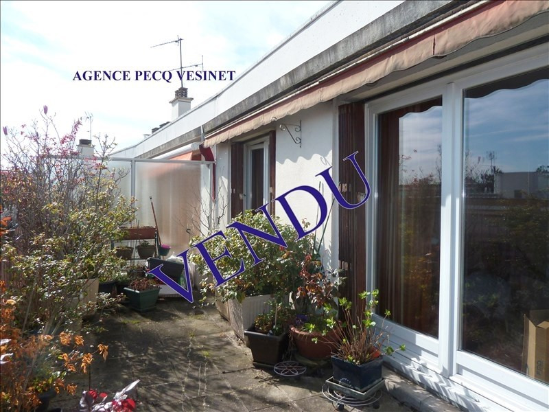 Vente appartement Le vesinet 370 000€ - Photo 1