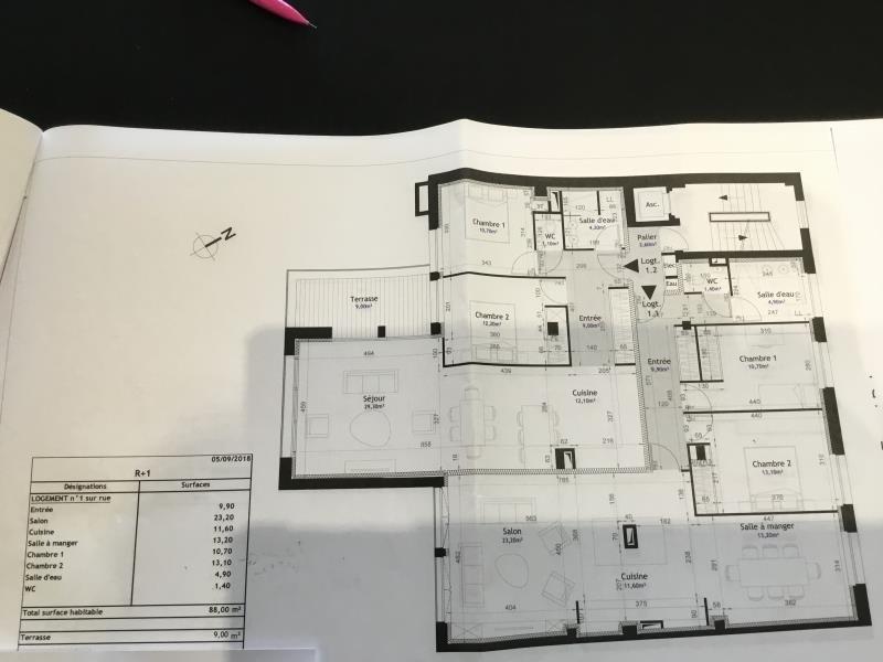Vente appartement Arras 269000€ - Photo 2
