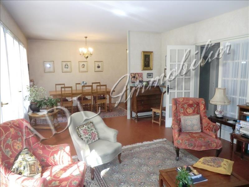 Sale house / villa Coye la foret 470250€ - Picture 2