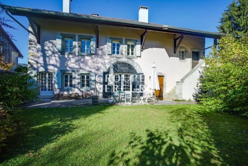 Vente de prestige maison / villa Boege 950000€ - Photo 2