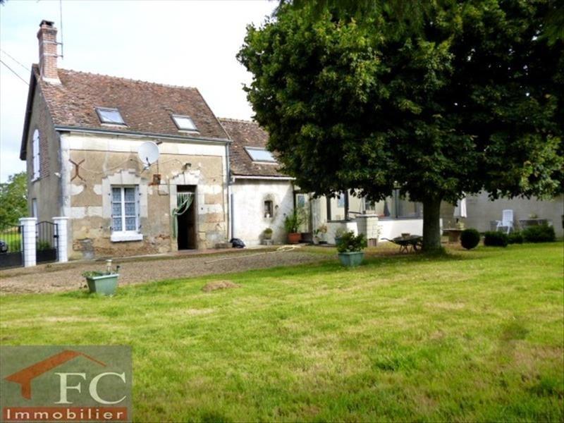 Vente maison / villa Monthodon 125500€ - Photo 1