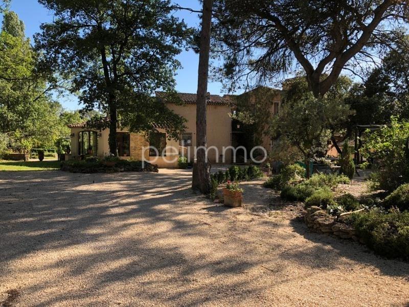 Vente de prestige maison / villa Rognes 795000€ - Photo 1