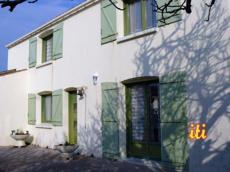 Sale house / villa Les sables d olonne 535000€ - Picture 1