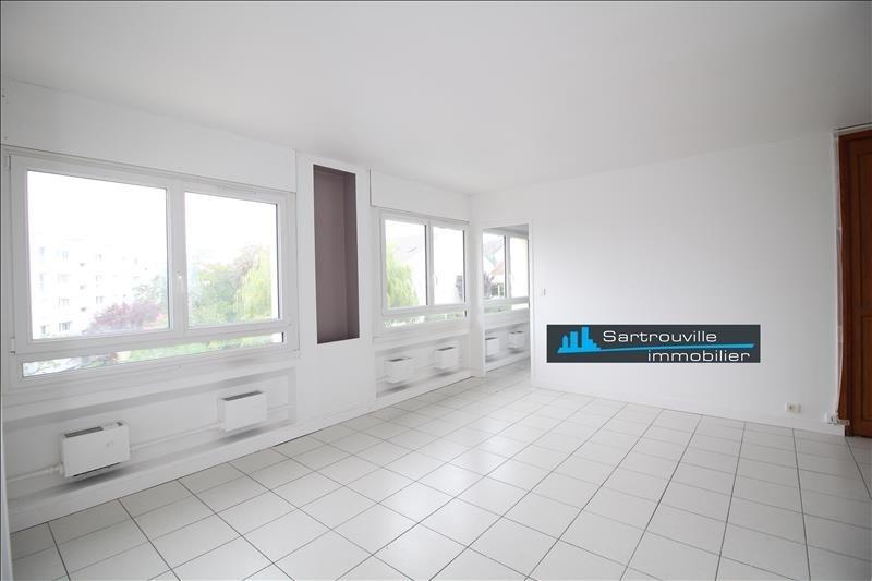 Vente appartement Sartrouville 227000€ - Photo 1