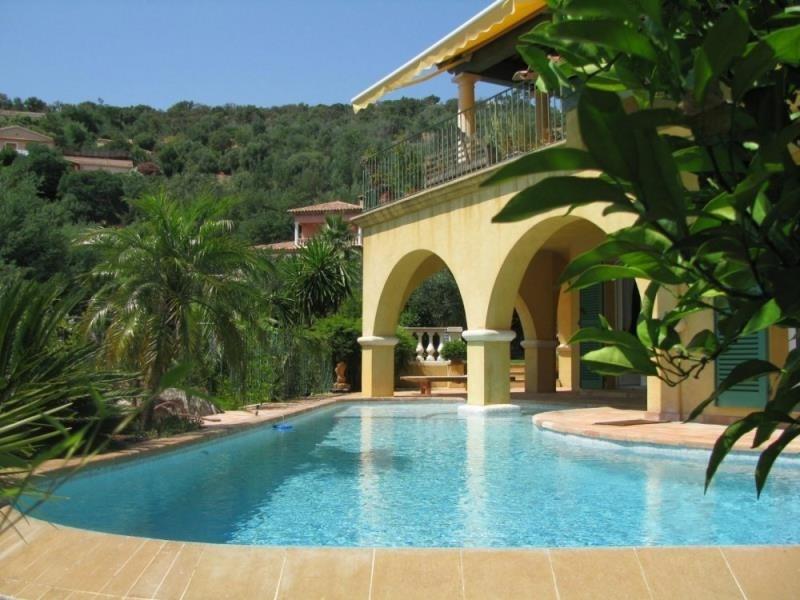 Immobile residenziali di prestigio casa Bormes les mimosas 845000€ - Fotografia 2