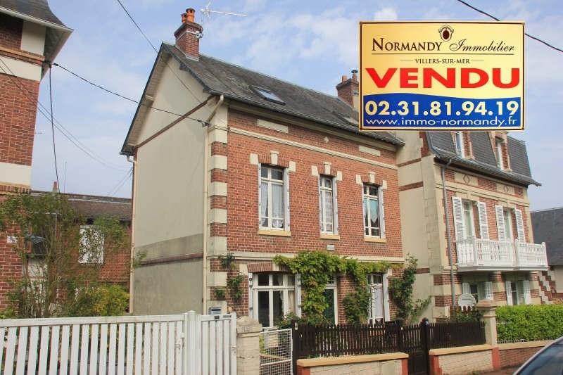 Sale house / villa Villers sur mer 393700€ - Picture 1