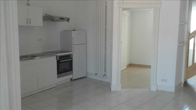 Rental apartment Beaupreau 442€ CC - Picture 1