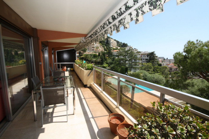 Deluxe sale apartment Nice 1030000€ - Picture 2