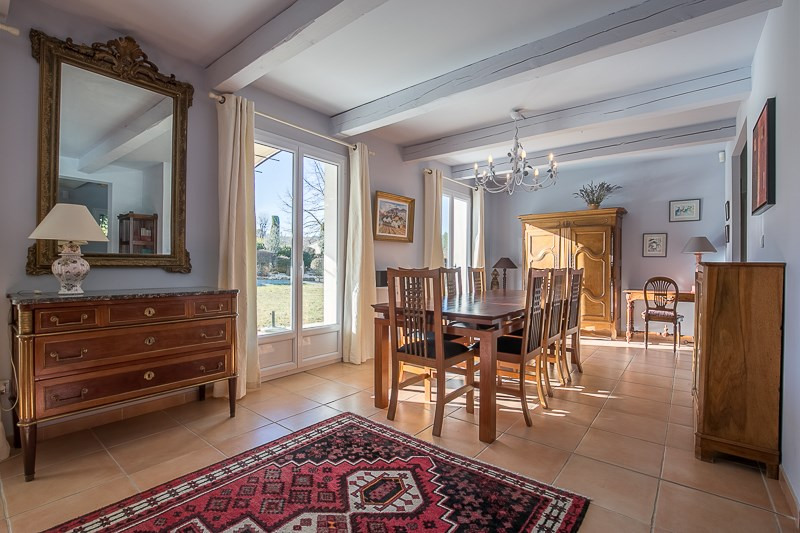 Deluxe sale house / villa Le puy ste reparade 828000€ - Picture 10