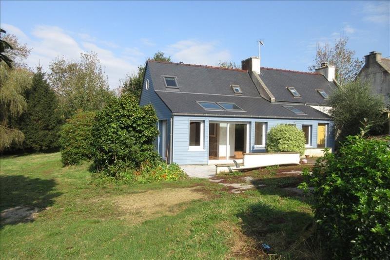 Vente maison / villa Plouhinec 146440€ - Photo 1