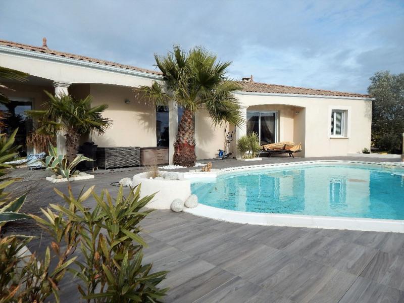 Vente maison / villa Medis 430500€ - Photo 10