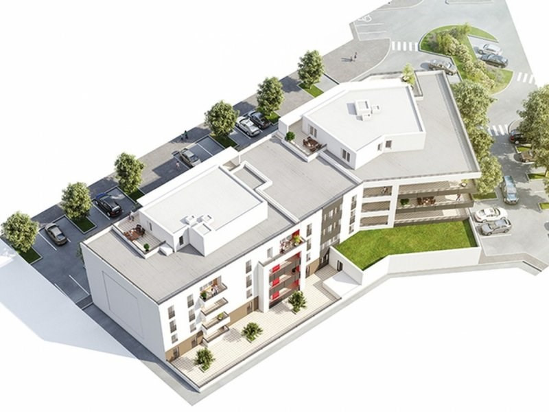 Sale apartment Les angles 140000€ - Picture 2