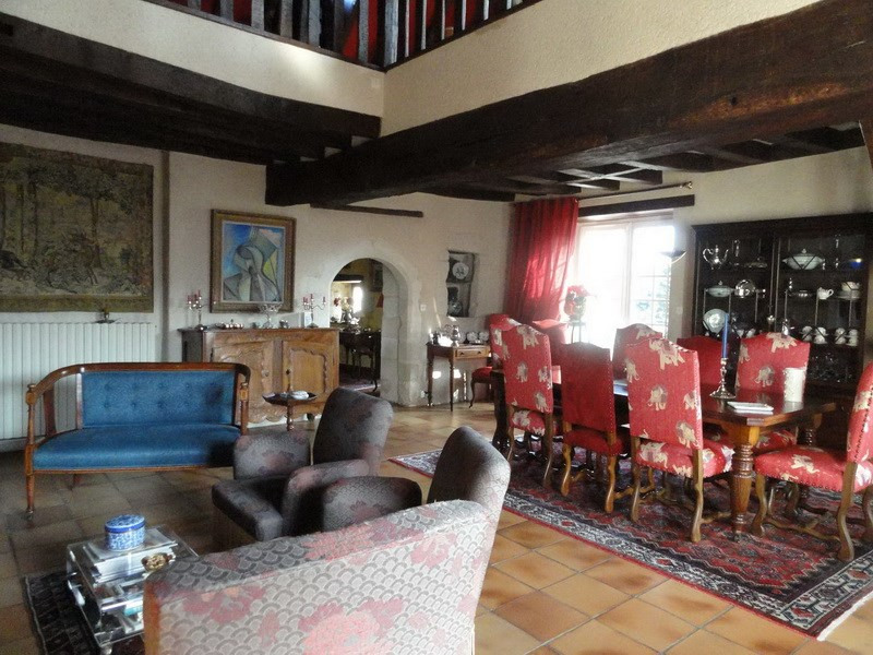Deluxe sale house / villa Angers 15 mm sud 485 000€ - Picture 3