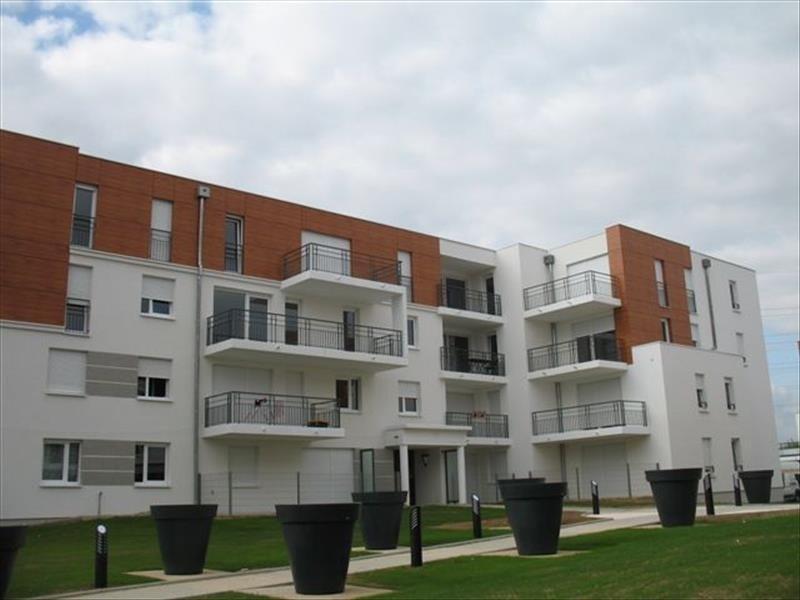 Rental apartment Eckbolsheim 599€ CC - Picture 1
