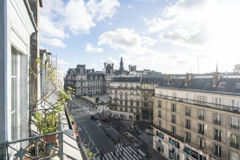 Deluxe sale apartment Paris 4ème 1160000€ - Picture 10
