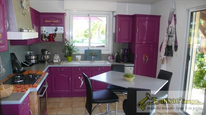 Sale house / villa Courpiere 214200€ - Picture 4