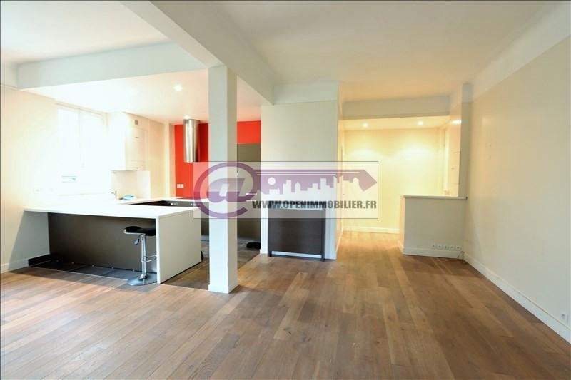 Venta  apartamento Enghien les bains 635000€ - Fotografía 2