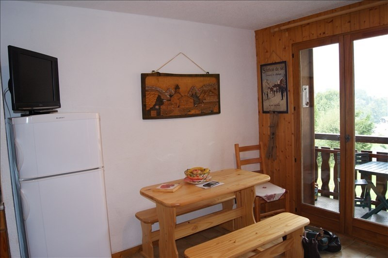 Sale apartment Mont saxonnex 54 500€ - Picture 2