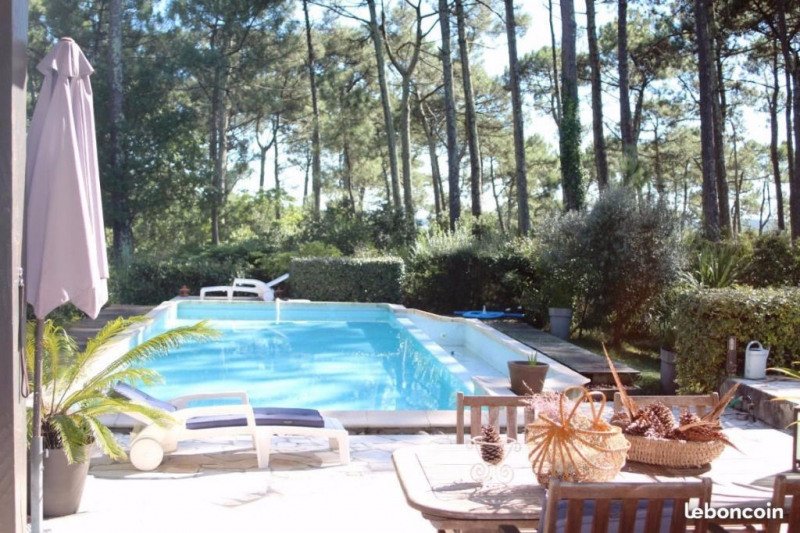 Location vacances maison / villa Biscarrosse 750€ - Photo 2