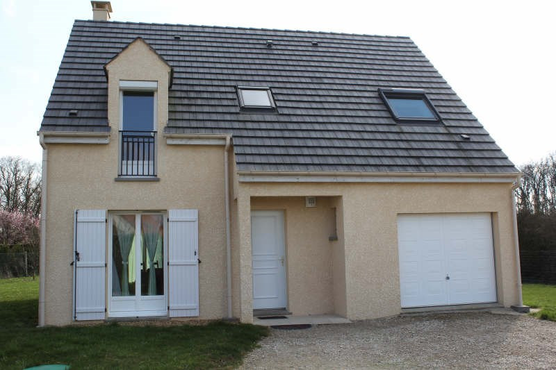 Revenda casa Gallardon 222600€ - Fotografia 1