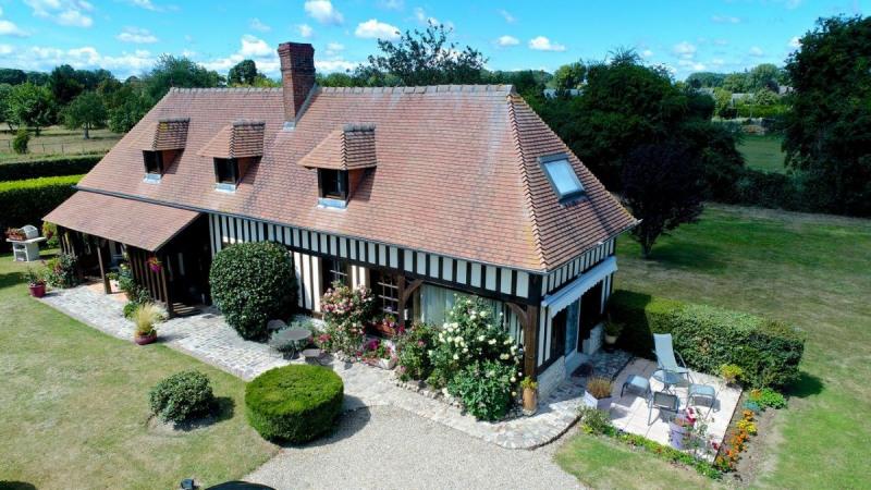 Sale house / villa Bernay 215250€ - Picture 1