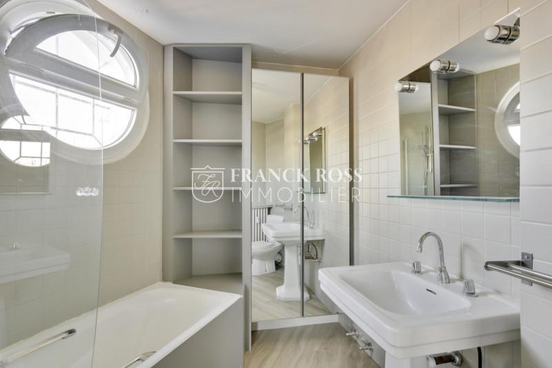 Alquiler  apartamento Paris 16ème 2860€ CC - Fotografía 12