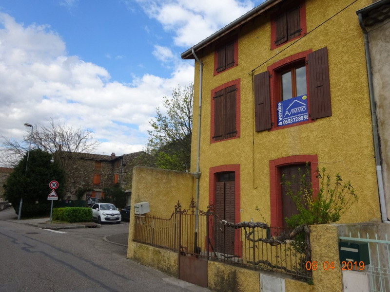 Sale house / villa St vallier 127 660€ - Picture 1