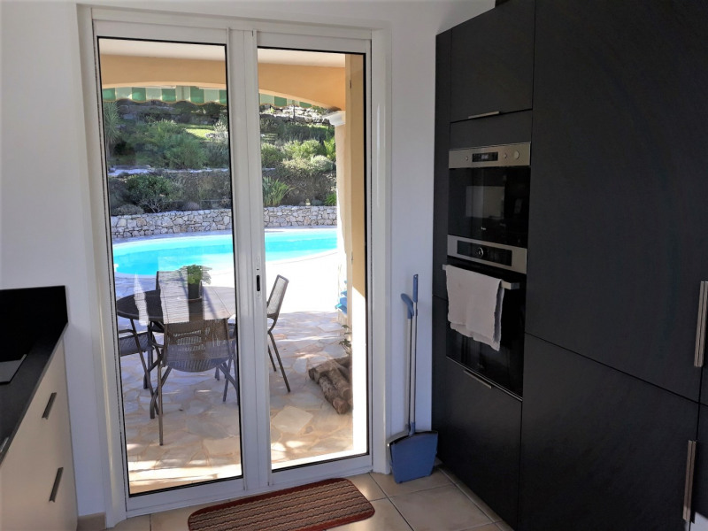 Location vacances maison / villa Les issambres 2 165€ - Photo 6