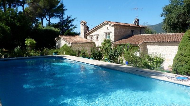 Deluxe sale house / villa Vence 1125000€ - Picture 29