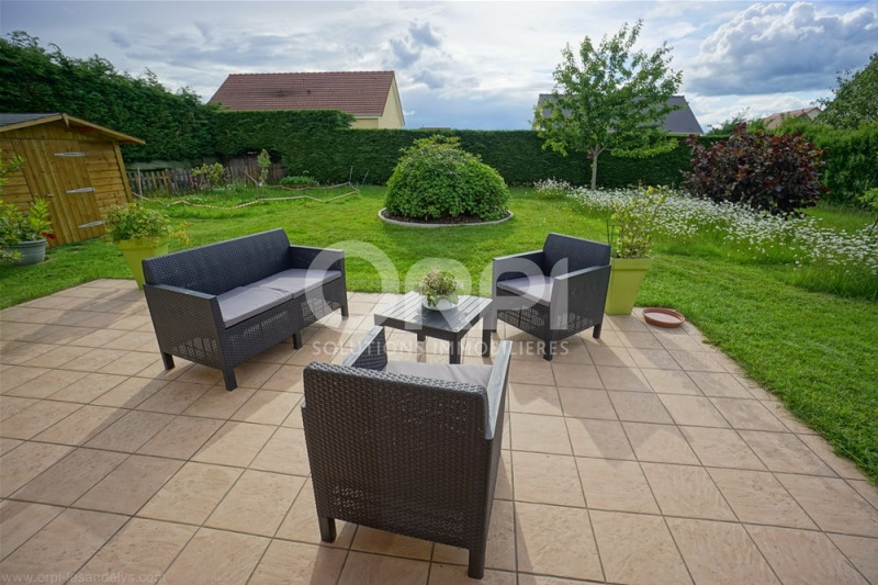 Sale house / villa Saint clair sur epte 175000€ - Picture 10