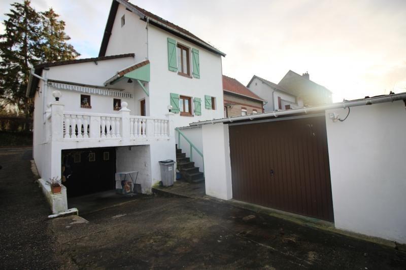 Vente maison / villa Gamaches 122000€ - Photo 1