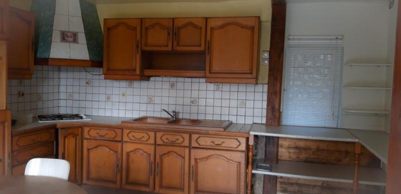 Vente maison / villa Dieppedalle croisset 85500€ - Photo 2
