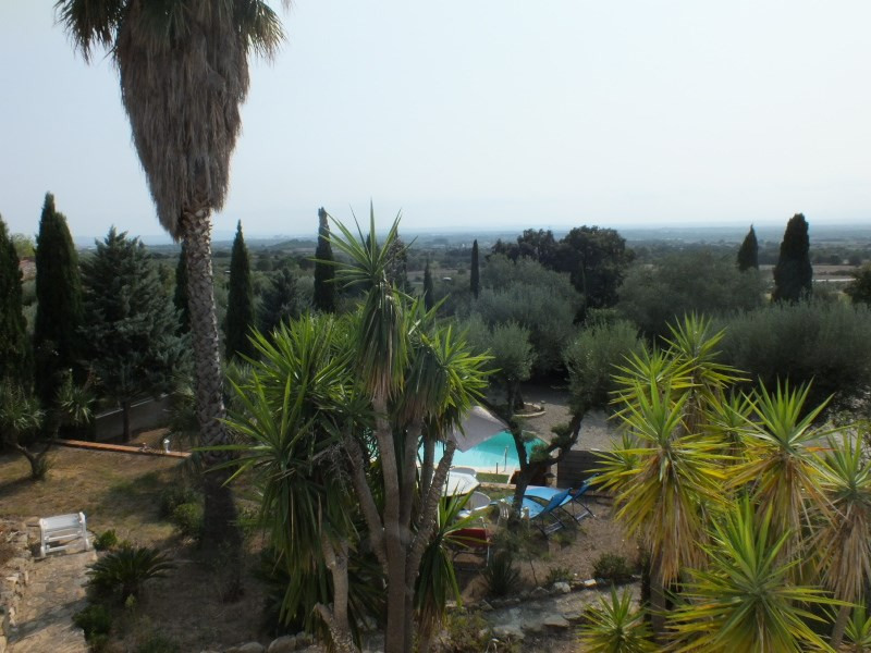 Alquiler vacaciones  casa Rosas-palau saverdera 736€ - Fotografía 1