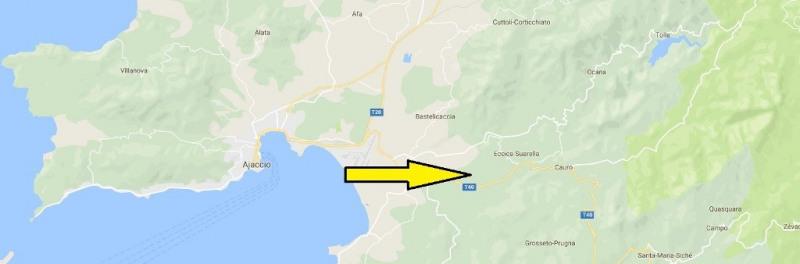 Vente terrain Eccica-suarella 130000€ - Photo 7