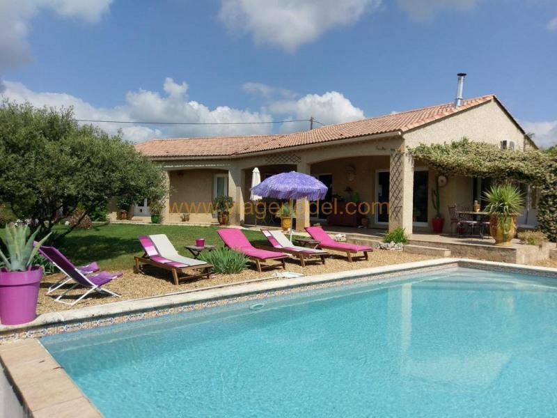 Vendita nell' vitalizio di vita casa Boisset-et-gaujac 110000€ - Fotografia 1