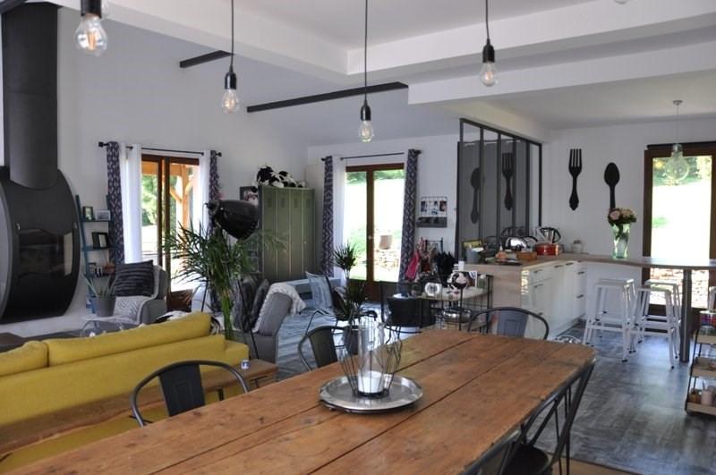 Sale house / villa Ville sur jarnioux 350000€ - Picture 8