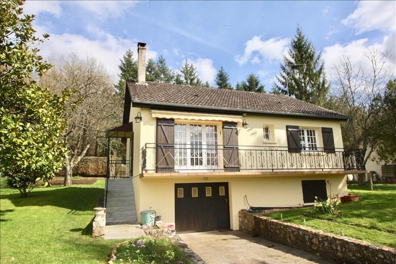 Sale house / villa La ferriere sur risle 159 000€ - Picture 1