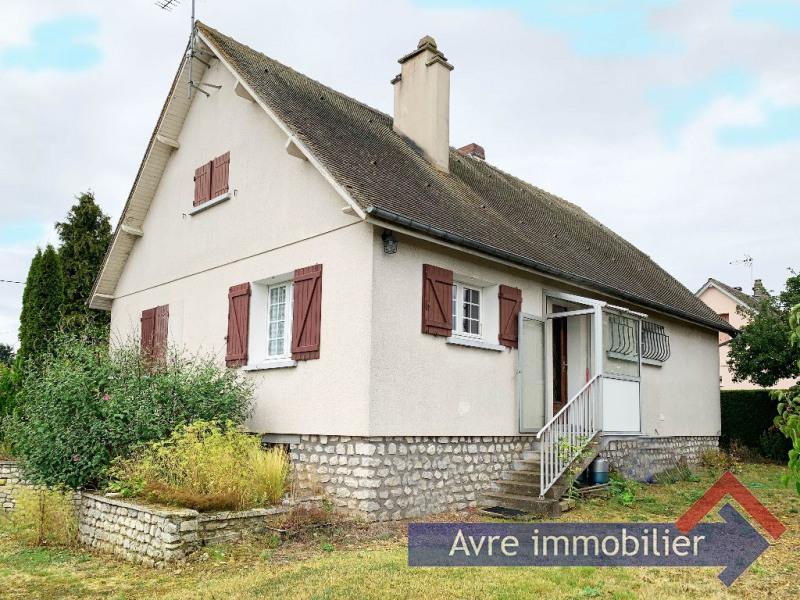 Vente maison / villa Verneuil d'avre et d'iton 164000€ - Photo 1