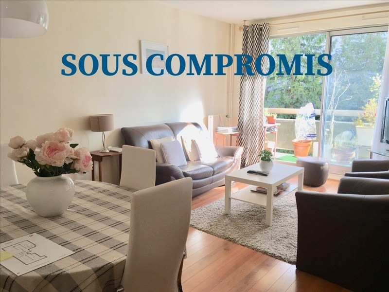 Vente appartement Clichy 525 000€ - Photo 1