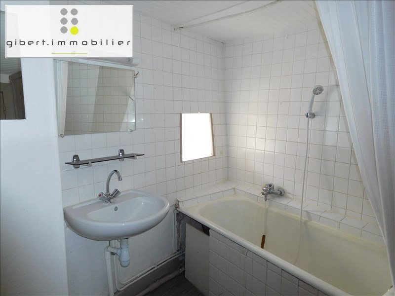 Rental apartment Langeac 406,79€ +CH - Picture 8