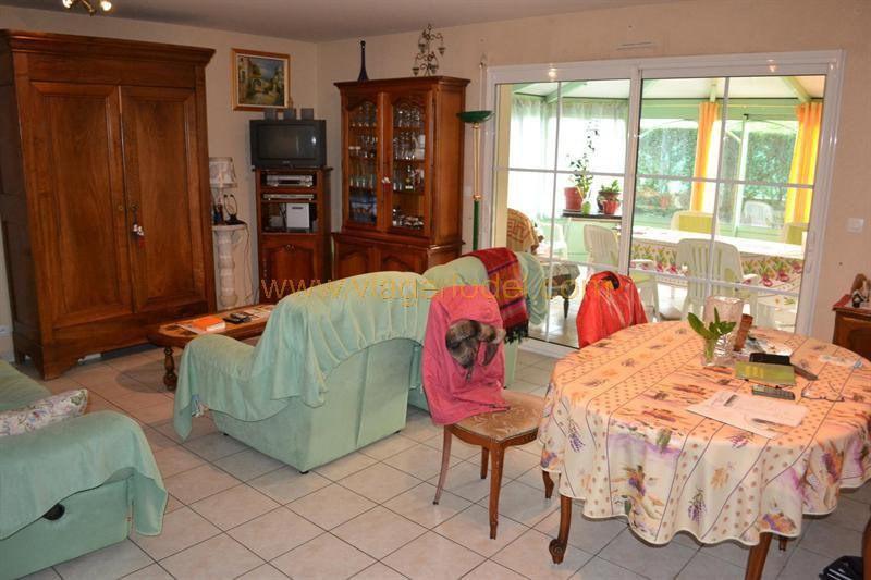 Vitalicio  casa Saint-vallier 162500€ - Fotografía 1