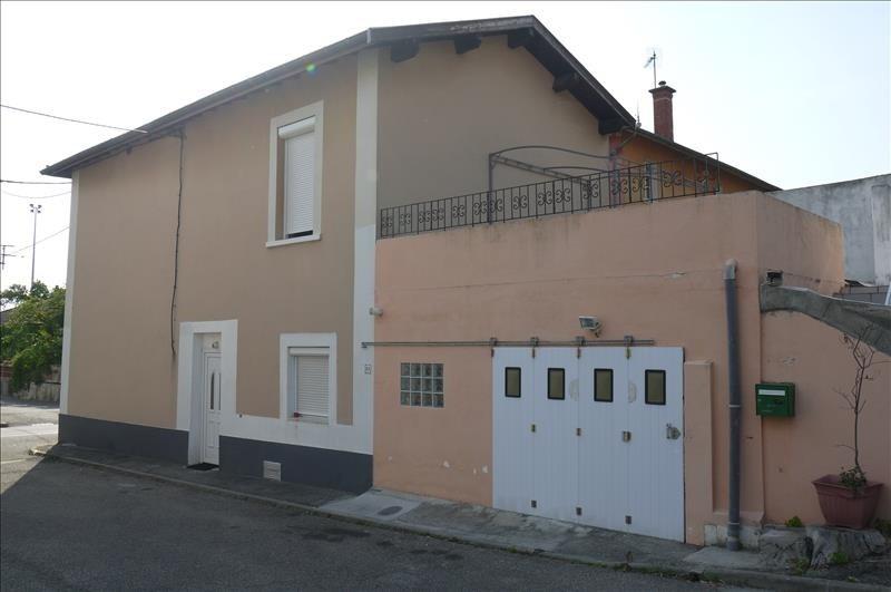 Verkoop  huis Le peage de roussillon 136000€ - Foto 2