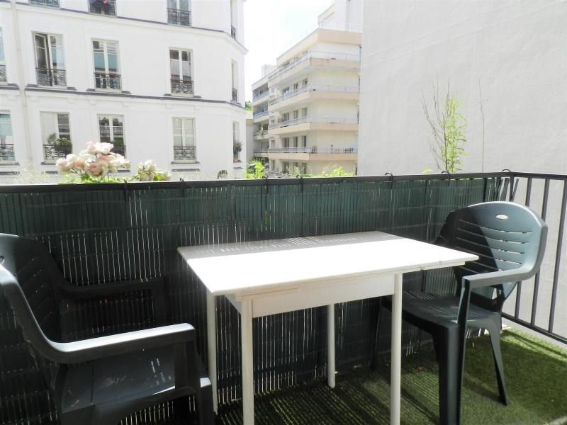 Sale apartment Paris 19ème 485 000€ - Picture 1