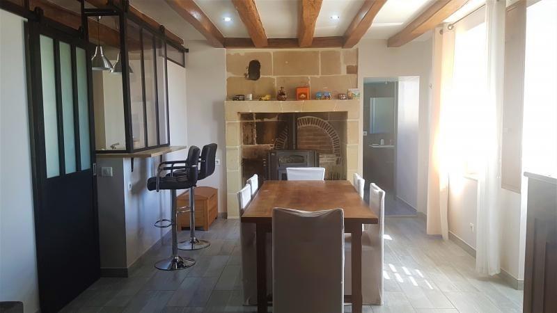 Vente maison / villa Lignieres de touraine 209000€ - Photo 1