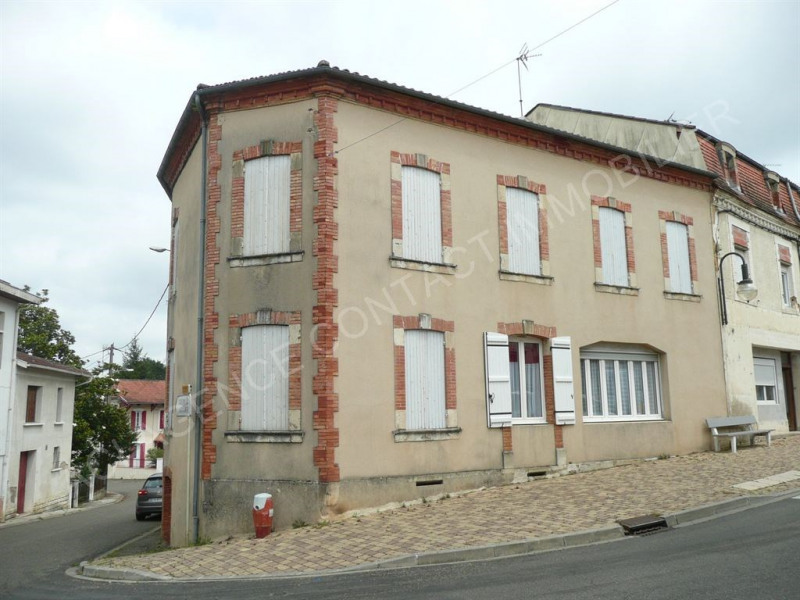Investment property building Cazaubon 173 250€ - Picture 1