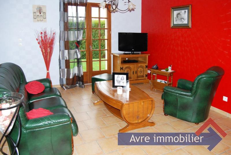 Vente maison / villa Verneuil d'avre et d'iton 197000€ - Photo 3