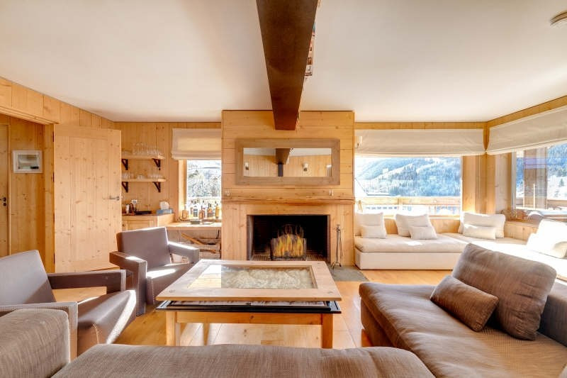 Vente de prestige maison / villa Meribel 3 400 000€ - Photo 2