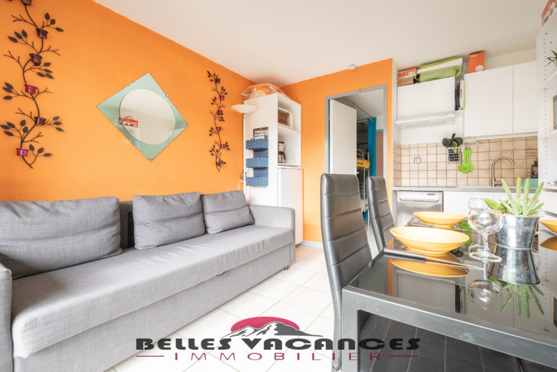 Sale apartment Saint-lary-soulan 80000€ - Picture 2